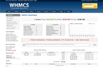 WHMCS Billing System Module