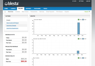Blesta License ScreenShot