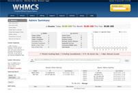 WHMCS Billing System Module